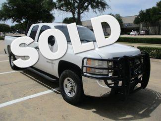 2008 Chevrolet Silverado 2500HD Work Truck Plano, Texas