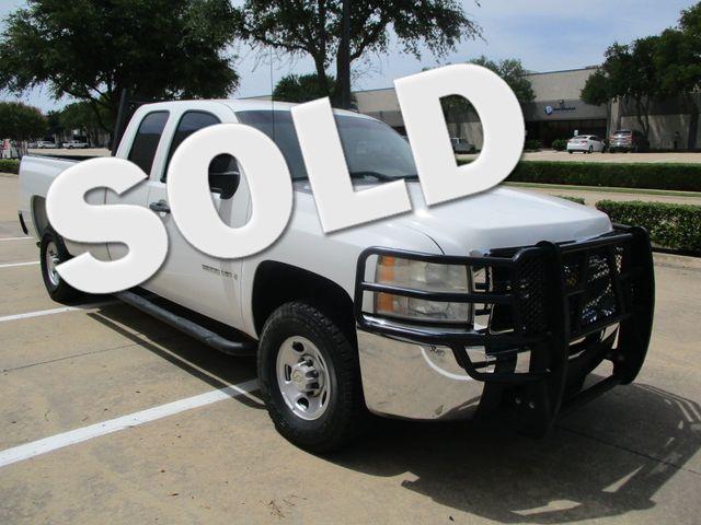 2008 Chevrolet Silverado 2500HD Work Truck Plano, Texas 0