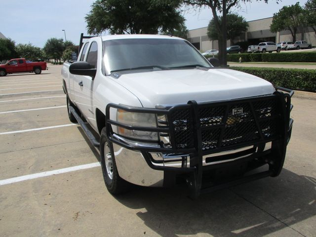 2008 Chevrolet Silverado 2500HD Work Truck Plano, Texas 1