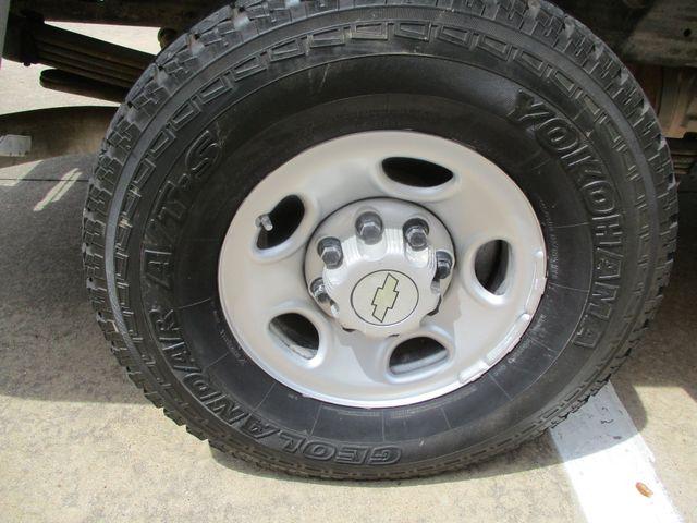 2008 Chevrolet Silverado 2500HD Work Truck Plano, Texas 26