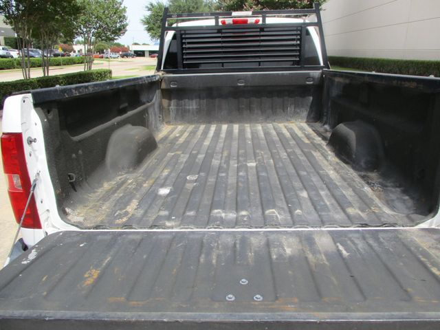 2008 Chevrolet Silverado 2500HD Work Truck Plano, Texas 11