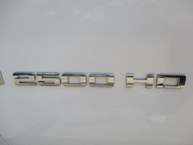 2008 Chevrolet Silverado 2500HD Work Truck Plano, Texas 27