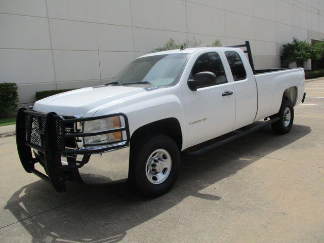 2008 Chevrolet Silverado 2500HD Work Truck Plano, Texas 4