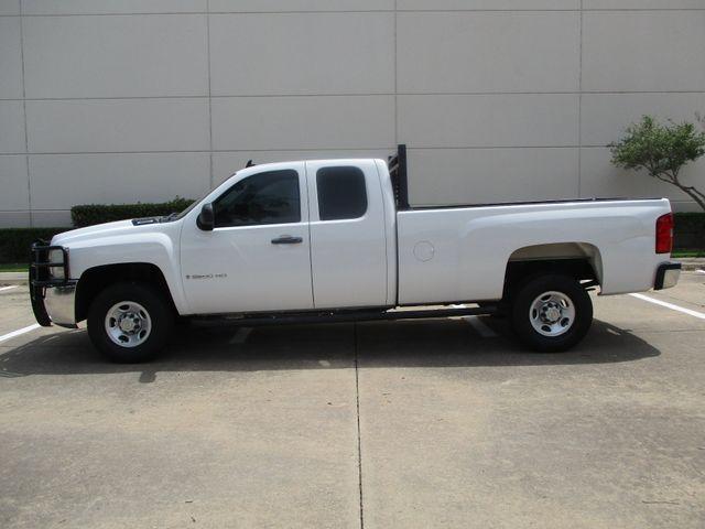 2008 Chevrolet Silverado 2500HD Work Truck Plano, Texas 5