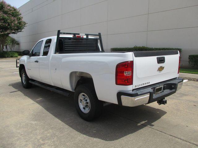 2008 Chevrolet Silverado 2500HD Work Truck Plano, Texas 7