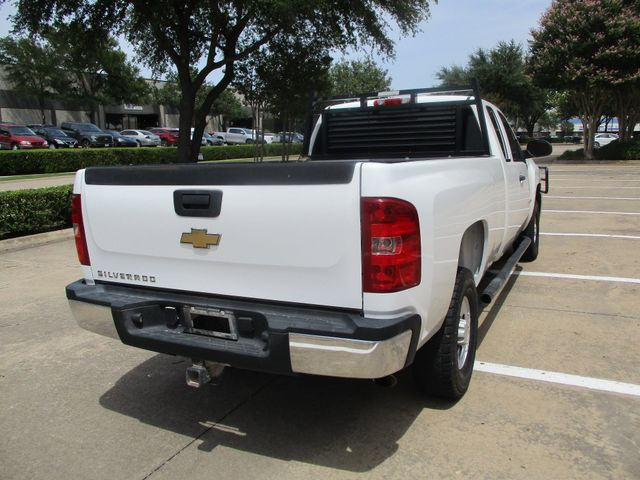 2008 Chevrolet Silverado 2500HD Work Truck Plano, Texas 10