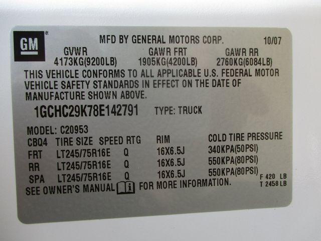 2008 Chevrolet Silverado 2500HD Work Truck Plano, Texas 30