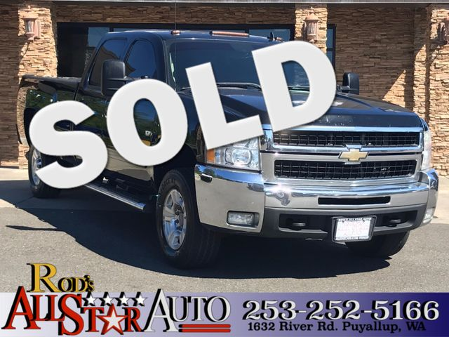 2008 Chevrolet Silverado 2500HD 4WD Diesel The CARFAX Buy Back Guarantee that comes with this vehi