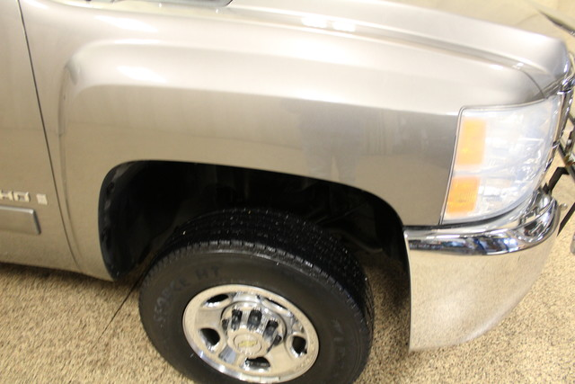 2008 Chevrolet Silverado 2500HD LT w/1LT Roscoe, Illinois 11
