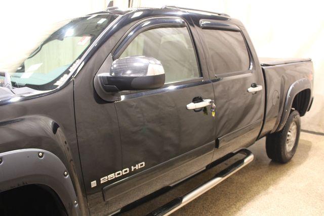 2008 Chevrolet Silverado 2500HD LTZ Roscoe, Illinois 7