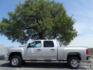 2008 Chevrolet Silverado 2500HD LT w/1LT 6.6 Duramax Diesel in San Antonio Texas