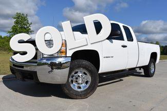 2008 Chevrolet Silverado 2500HD Work Truck Walker, Louisiana