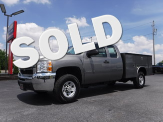 2008 Chevrolet Silverado 3500HD Extended Cab Utility 4x4 in Lancaster, PA PA