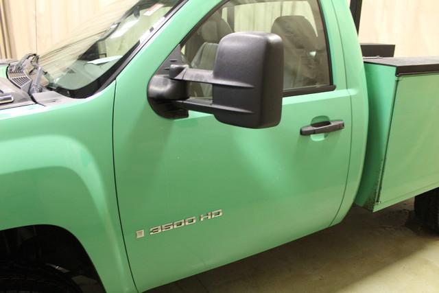 2008 Chevrolet Silverado 3500HD Utility Truck Roscoe, Illinois 10