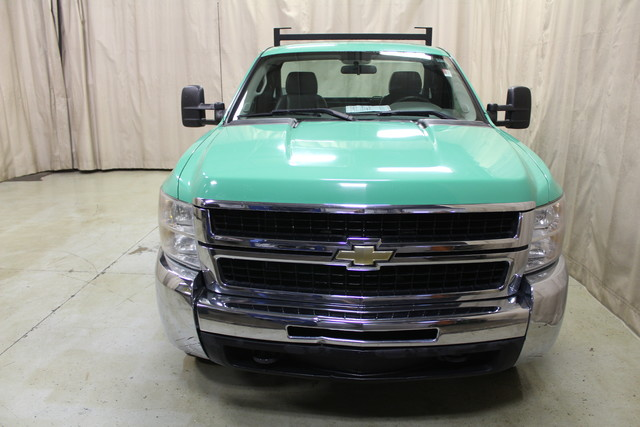 2008 Chevrolet Silverado 3500HD Utility Truck Roscoe, Illinois 3