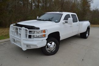 2008 Chevrolet Silverado 3500HD DRW LTZ Walker, Louisiana 1