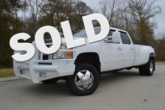 2008 Chevrolet Silverado 3500HD DRW LTZ Walker, Louisiana
