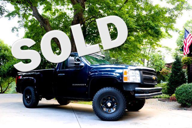 2008 Chevrolet Silverado K1500 Work Truck | Tallmadge, Ohio | Golden Rule Auto Sales in Tallmadge Ohio