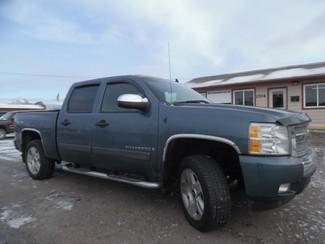 2008 Chevrolet SILVERADO K1500 Missoula, Montana