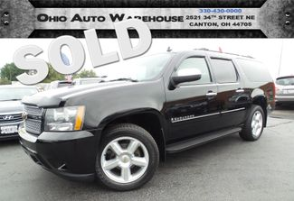 2008 Chevrolet Suburban LTZ 4x4 Navi Tv/DVD Sunroof 1-Own We Finance | Canton, Ohio | Ohio Auto Warehouse LLC in  Ohio