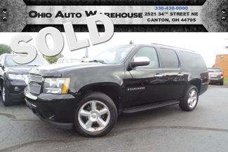 2008 Chevrolet Suburban LTZ 4x4 Navi Tv/DVD Sunroof Cln Carfax We Finance | Canton, Ohio | Ohio Auto Warehouse LLC in  Ohio