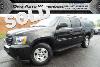 2008 Chevrolet Suburban LT 4x4 V8 3rd Row 8 Pass. We Finance | Canton, Ohio | Ohio Auto Warehouse LLC in  Ohio