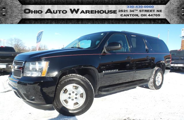 2008 Chevrolet Suburban LT 4x4 V8 We Finance | Canton, Ohio | Ohio Auto Warehouse LLC in Canton Ohio