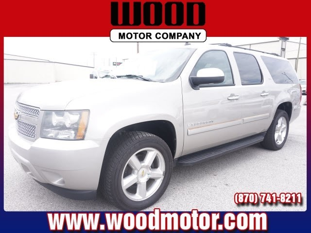 2008 Chevrolet Suburban LTZ Harrison, Arkansas 0