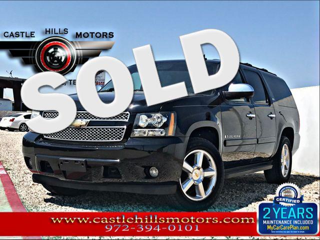 2008 Chevrolet Suburban LTZ   Lewisville, Texas   Castle Hills Motors in Lewisville Texas