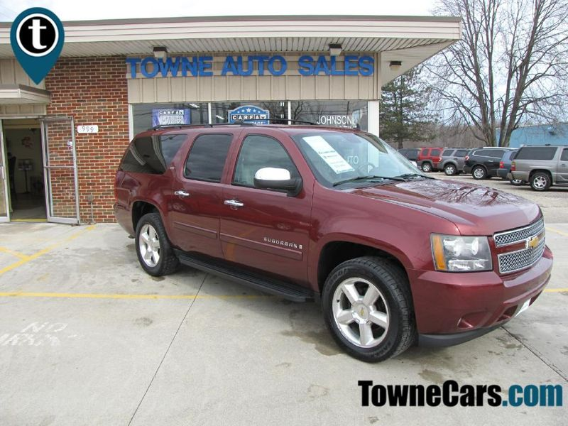2008 Chevrolet Suburban LTZ | Medina, OH | Towne Auto Sales in Medina OH