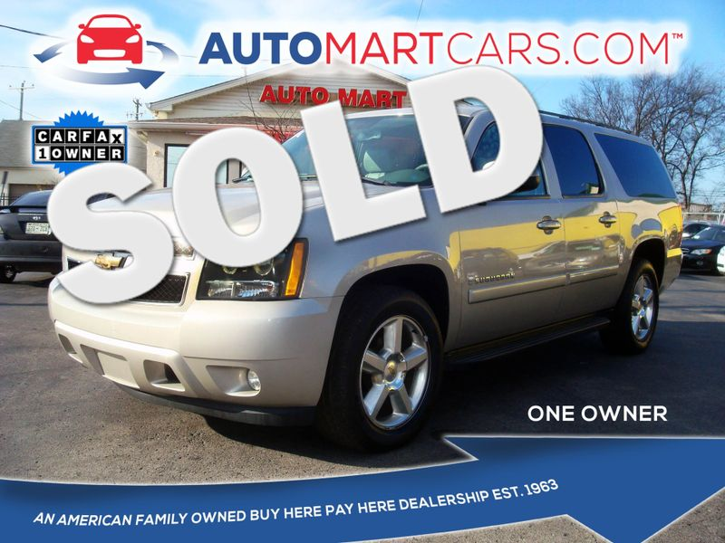 2008 Chevrolet Suburban LT w/3LT | Nashville, Tennessee | Auto Mart Used Cars Inc. in Nashville Tennessee