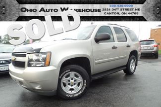 2008 Chevrolet Tahoe 4x4 V8 3rd Row Clean Carfax We Finance | Canton, Ohio | Ohio Auto Warehouse LLC in  Ohio