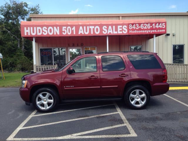 2008 Chevrolet Tahoe LT w/3LT | Myrtle Beach, South Carolina | Hudson Auto Sales in Myrtle Beach South Carolina
