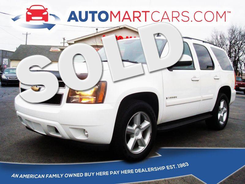 2008 Chevrolet Tahoe LT w/2LT   Nashville, Tennessee   Auto Mart Used Cars Inc. in Nashville Tennessee