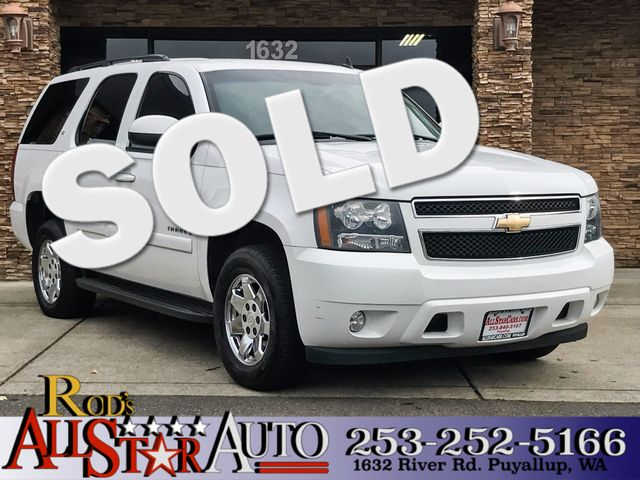2008 Chevrolet Tahoe LT The CARFAX Buy Back Guarantee that comes with this vehicle means that you