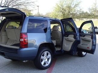 2008 Chevrolet Tahoe LTZ Richardson, Texas 16