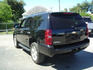 2008 Chevrolet Tahoe LTZ San Antonio, Texas 8