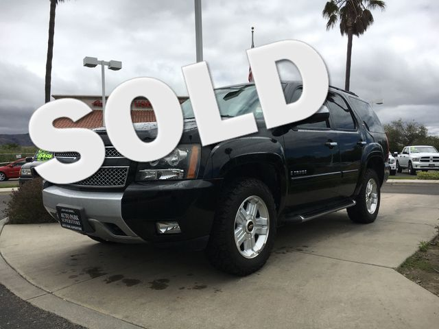 2008 Chevrolet Tahoe LT w3LT Relax knowing you have the power and towing capacity you need with t