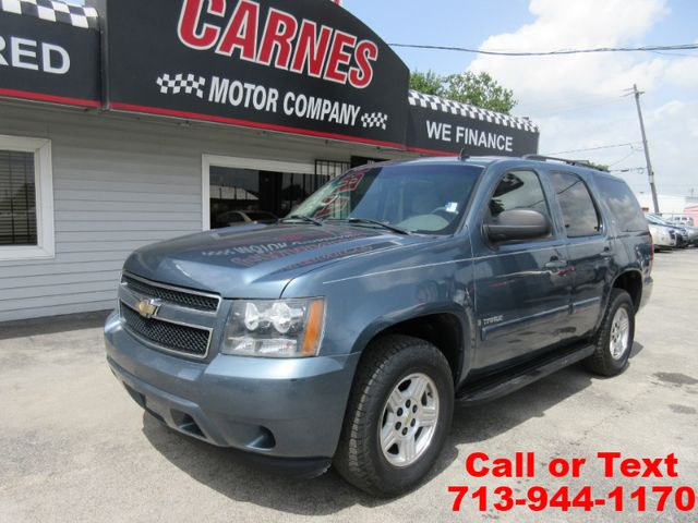 2008 Chevrolet Tahoe, PRICE SHOWN IS THE DOWN PAYMENT south houston, TX 0