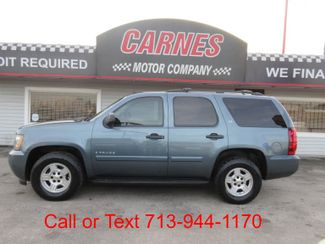 2008 Chevrolet Tahoe, PRICE SHOWN IS THE DOWN PAYMENT south houston, TX