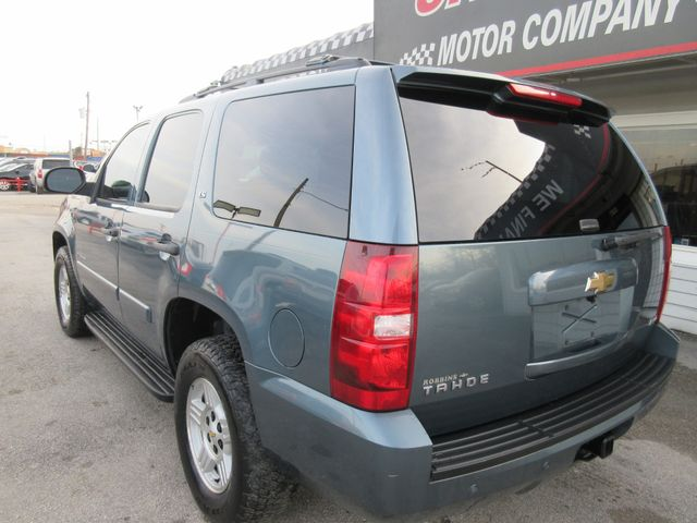 2008 Chevrolet Tahoe, PRICE SHOWN IS THE DOWN PAYMENT south houston, TX 3