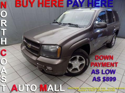 2008 Chevrolet TrailBlazer LT w/1LT As low as $799 DOWN in Cleveland, Ohio