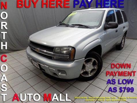 2008 Chevrolet TrailBlazer Fleet w/2FL As low as $799 DOWN in Cleveland, Ohio