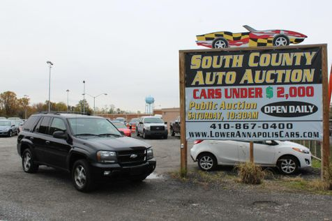2008 Chevrolet TrailBlazer LT w/1LT in Harwood, MD