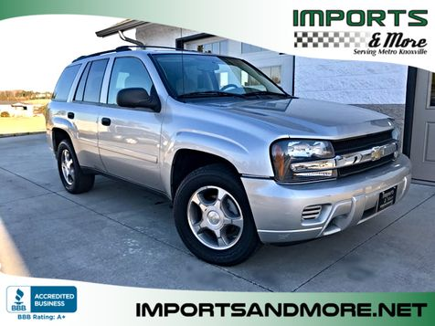 2008 Chevrolet TrailBlazer LS 4WD in Lenoir City, TN