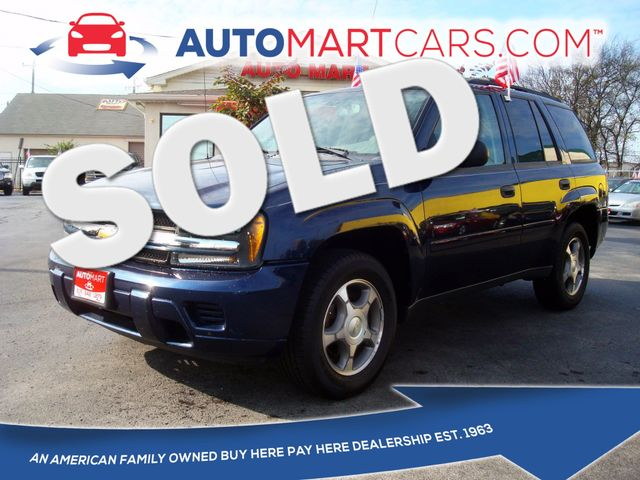 2008 Chevrolet TrailBlazer Fleet w/2FL | Nashville, Tennessee | Auto Mart Used Cars Inc. in Nashville Tennessee