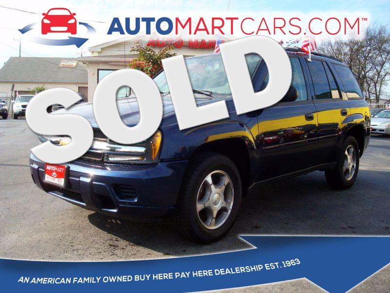 2008 Chevrolet TrailBlazer Fleet w/2FL | Nashville, Tennessee | Auto Mart Used Cars Inc. in Nashville Tennessee