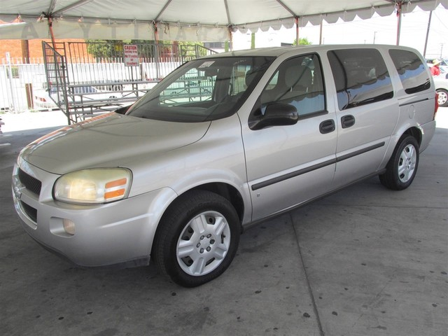 2008 Chevrolet Uplander LS This particular Vehicle comes with 3rd Row Seat Please call or e-mail