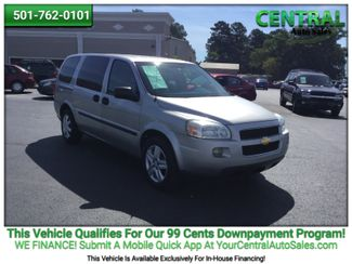 2008 Chevrolet Uplander LS | Hot Springs, AR | Central Auto Sales in Hot Springs AR