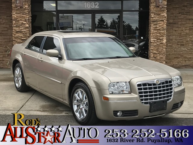 2008 Chrysler 300 Touring The CARFAX Buy Back Guarantee that comes with this vehicle means that yo